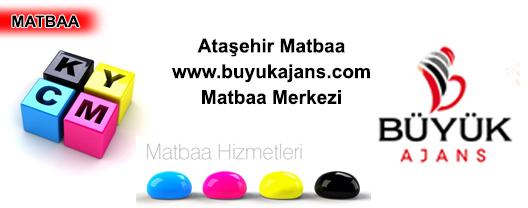 Ataşehir Matbaa