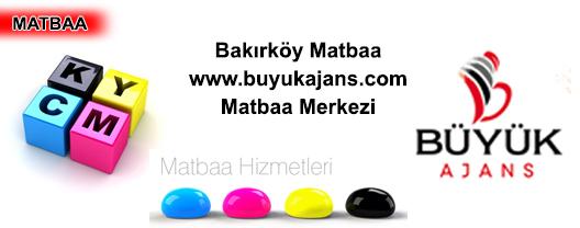 Bakırköy Matbaa