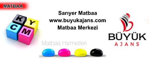 Sarıyer Matbaa